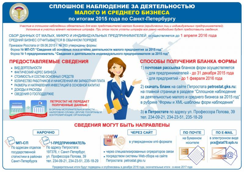 Листовка информационная